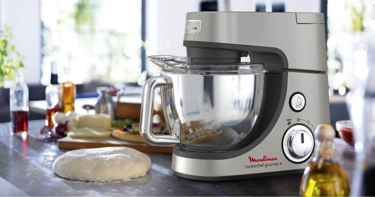 Robot pâtissier Moulinex