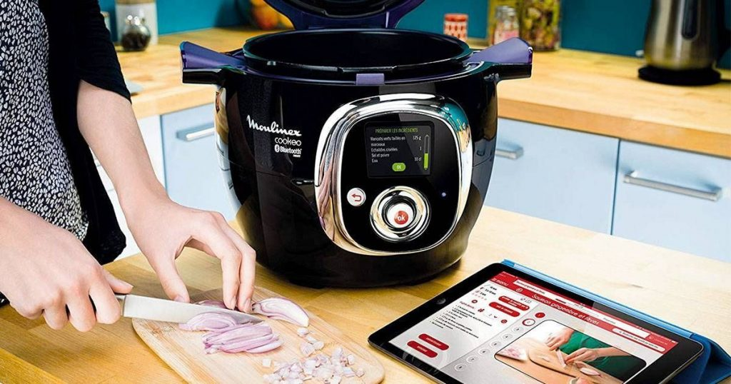 Moulinex Cookeo+ Connect