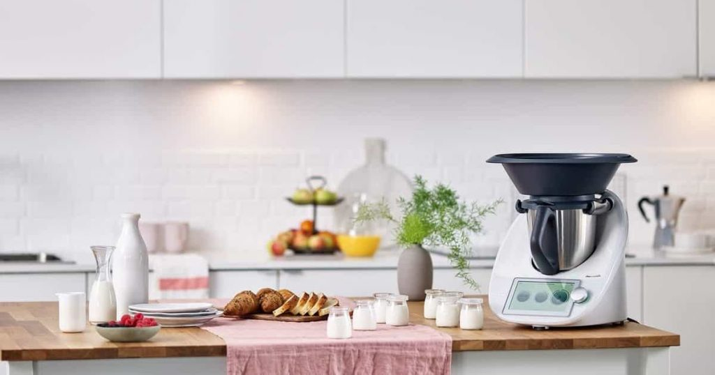 Thermomix TM6 test