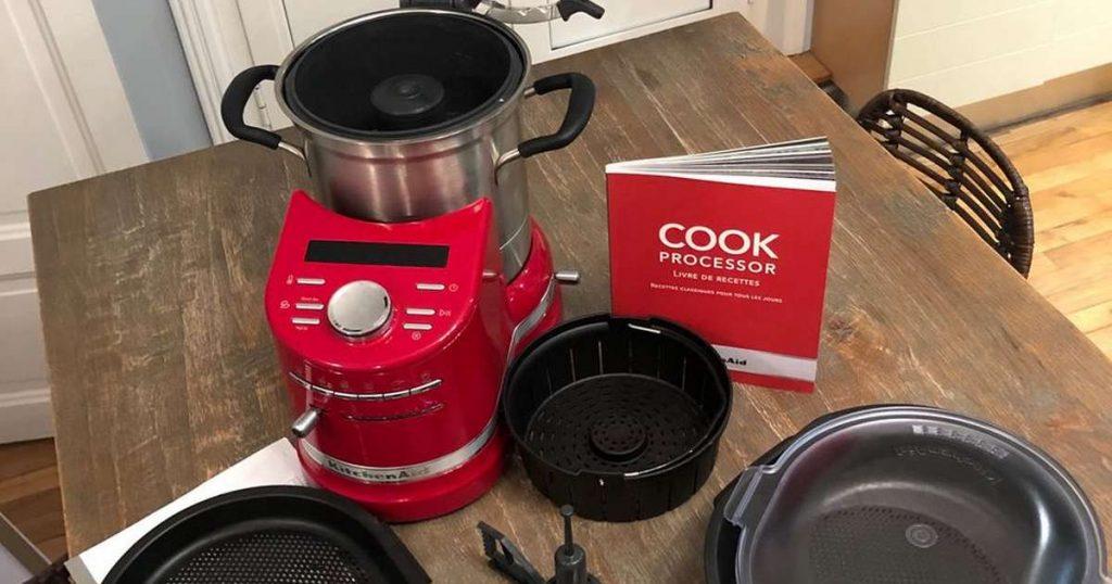 KitchenAid Cook Processor accessoires
