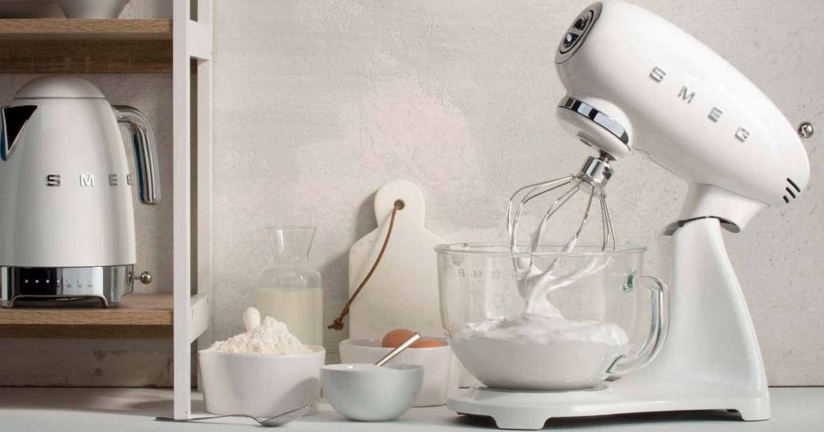 Robot pâtissier Smeg