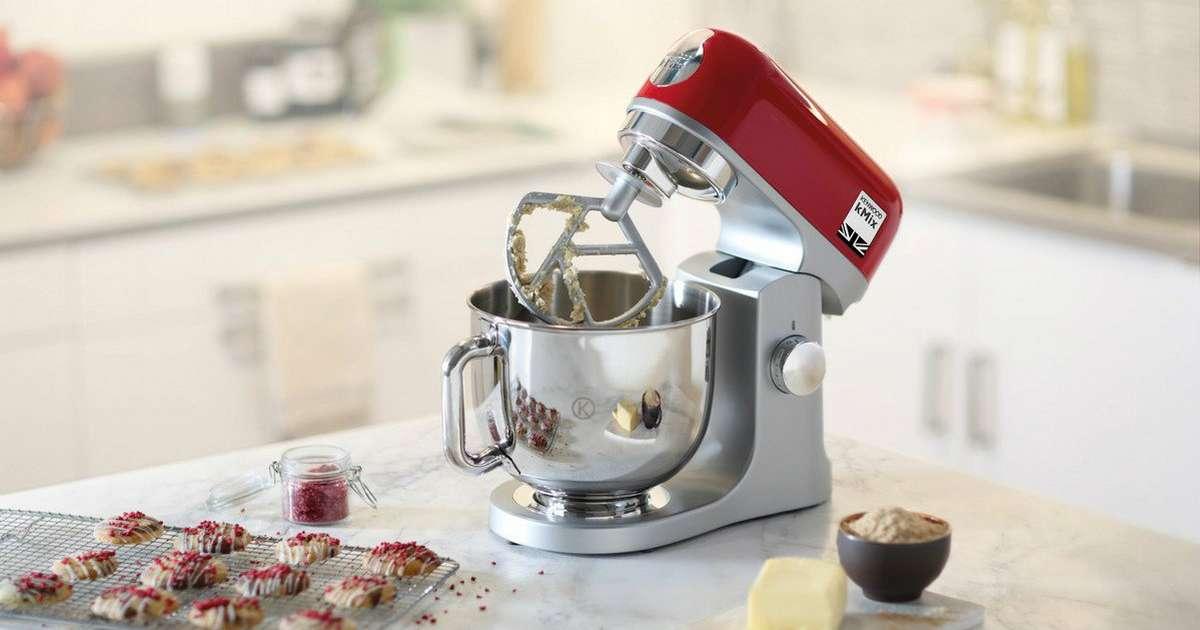 Robot pâtissier rouge Comparatif