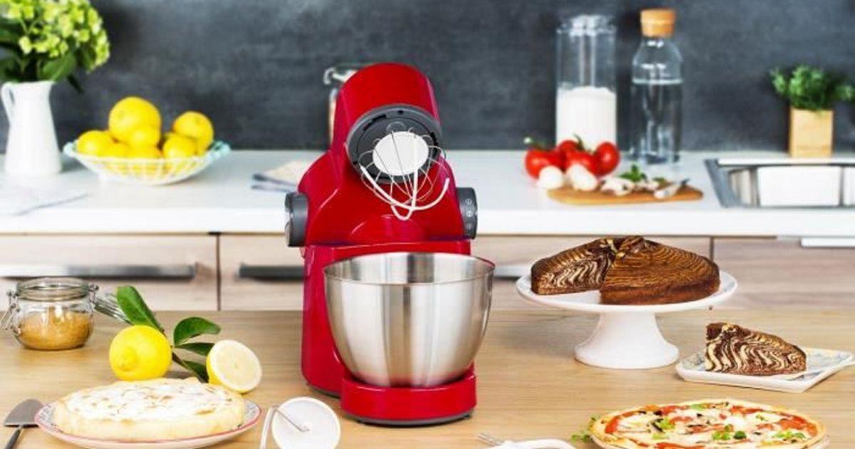 Robot pâtissier 1000W