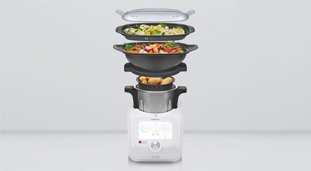 silvercrest monsieur cuisine connect