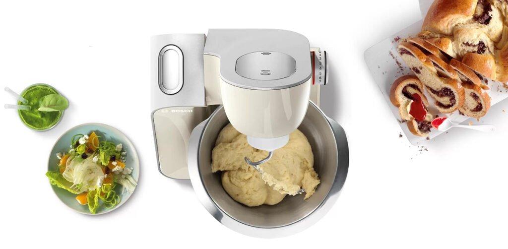 robot cuisine Bosch MUM5 gateau