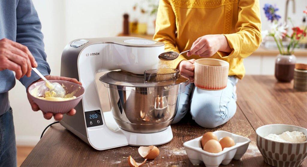 robot cuisine Bosch MUM5 test