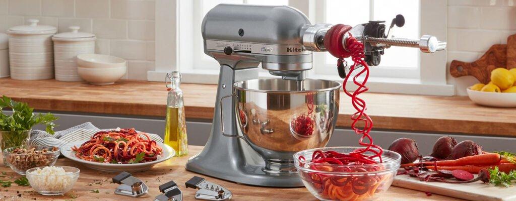 kitchenaid classic accessoires en option