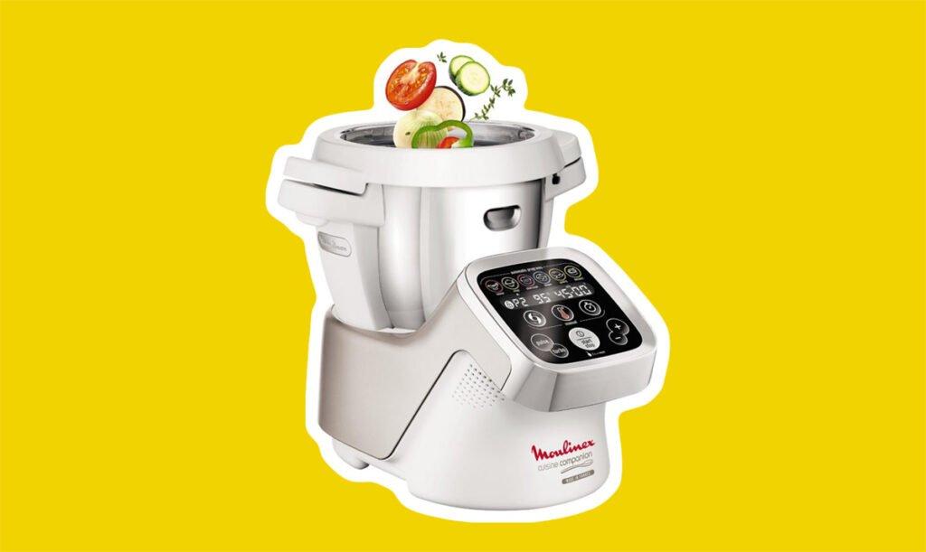 Moulinex Companion robot cuisine