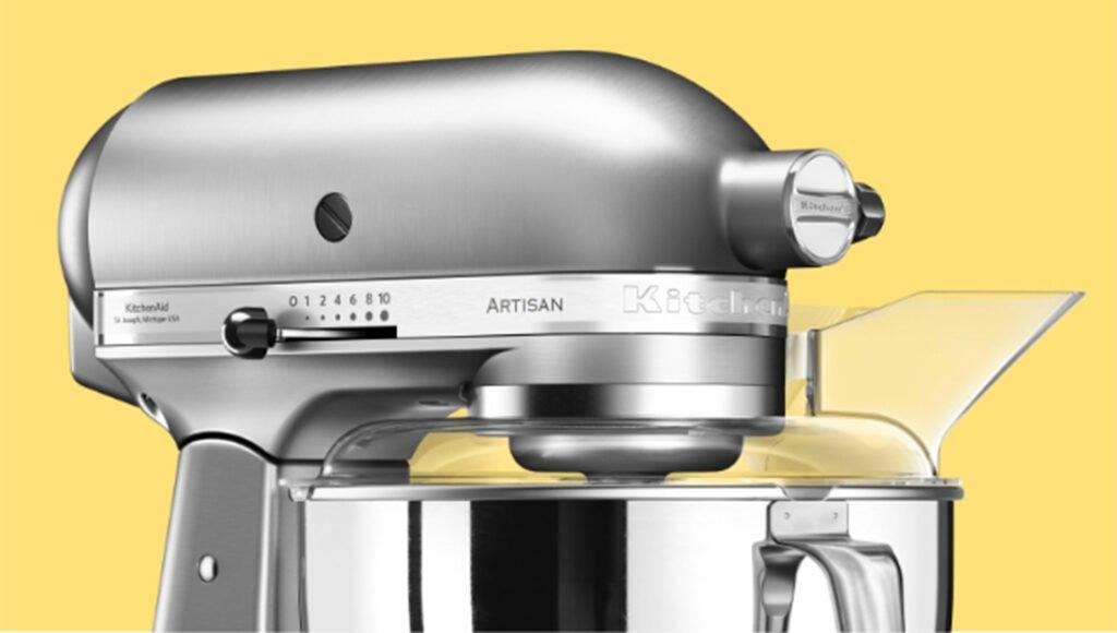 robot pâtissier kitchenaid artisan girs