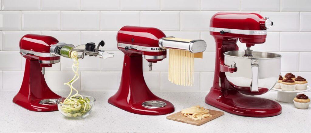 kitchenaid comparatif robots
