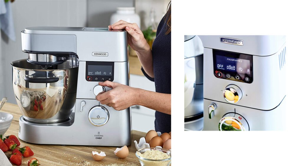 kenwood cooking chef gourmet puissance