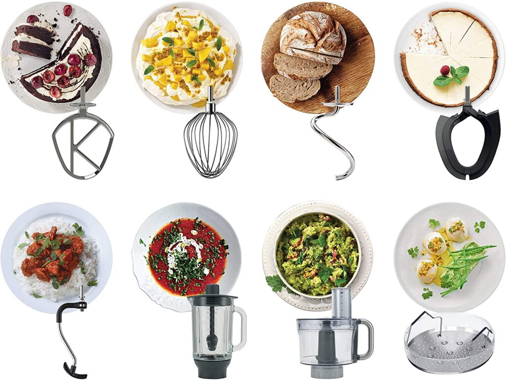 Kenwood cooking chef gourmet accessoires