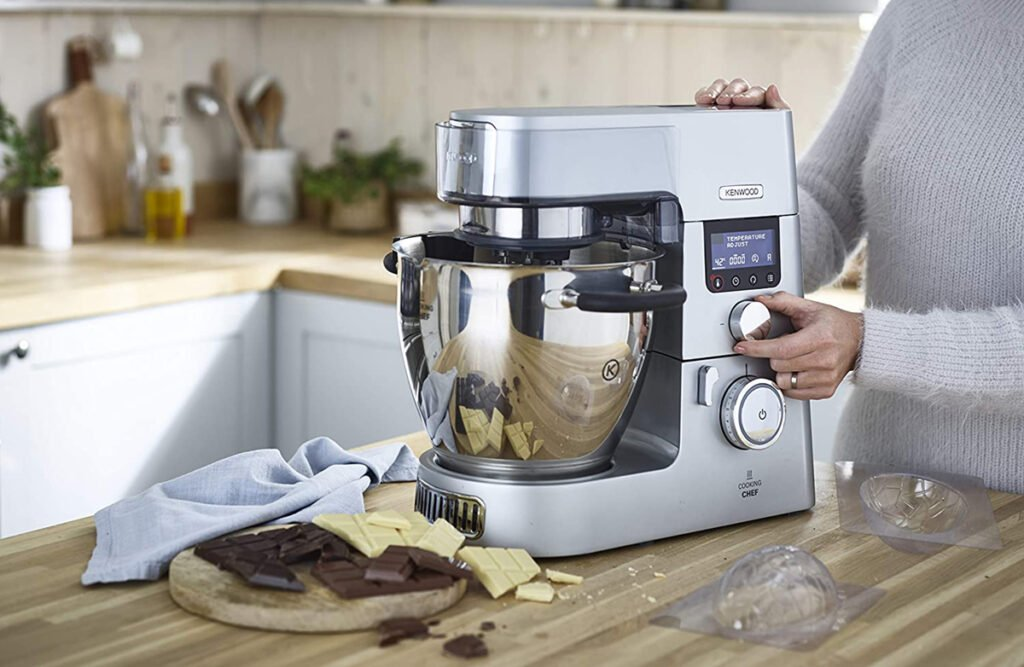 Kenwood cooking chef gourmet comparatif
