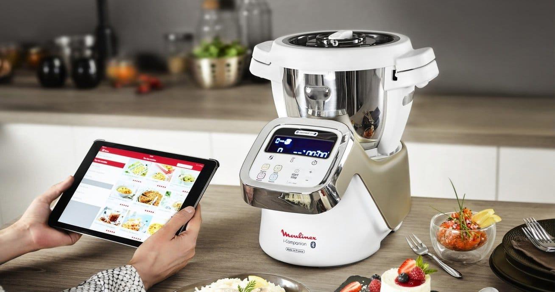 Classement des meilleurs robots de cuisine en 2021 Moulinex I Companion