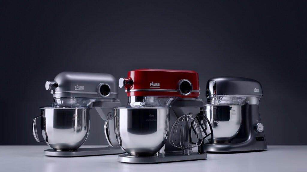 Faure Magic Baker Excellence Series et Premium