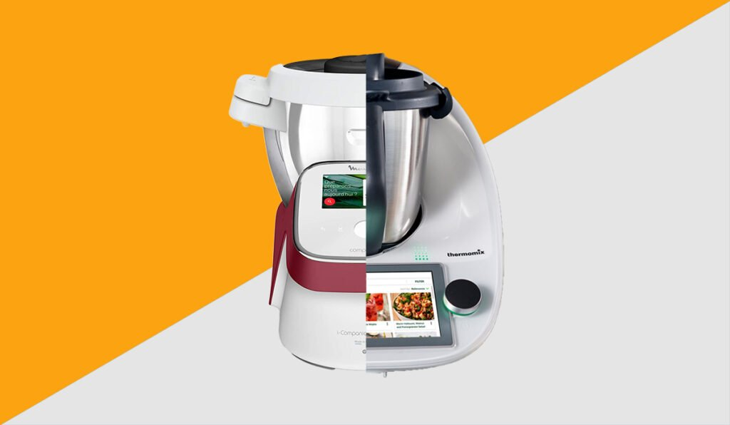 i-companion touch xl ou thermomix TM6