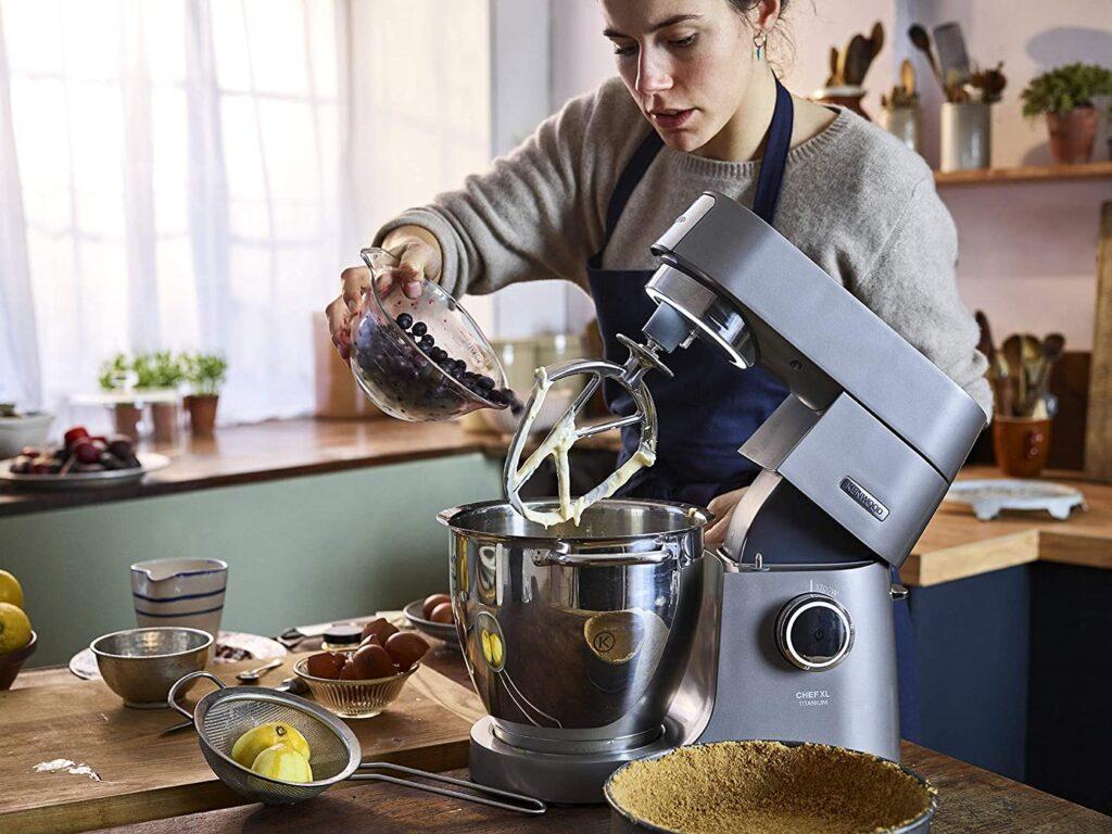kenwood chef titanium xl nettoyage