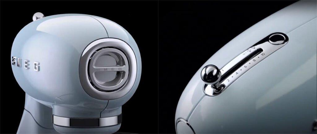 robot patissier SMEG SMF02 prix