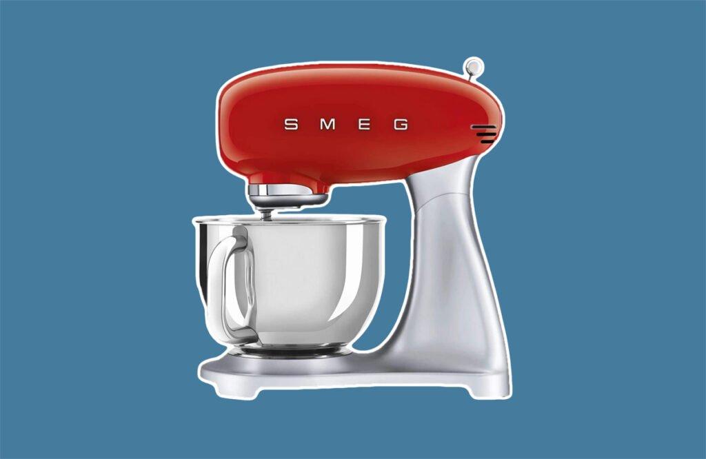 robot patissier SMEG SMF02 verdict