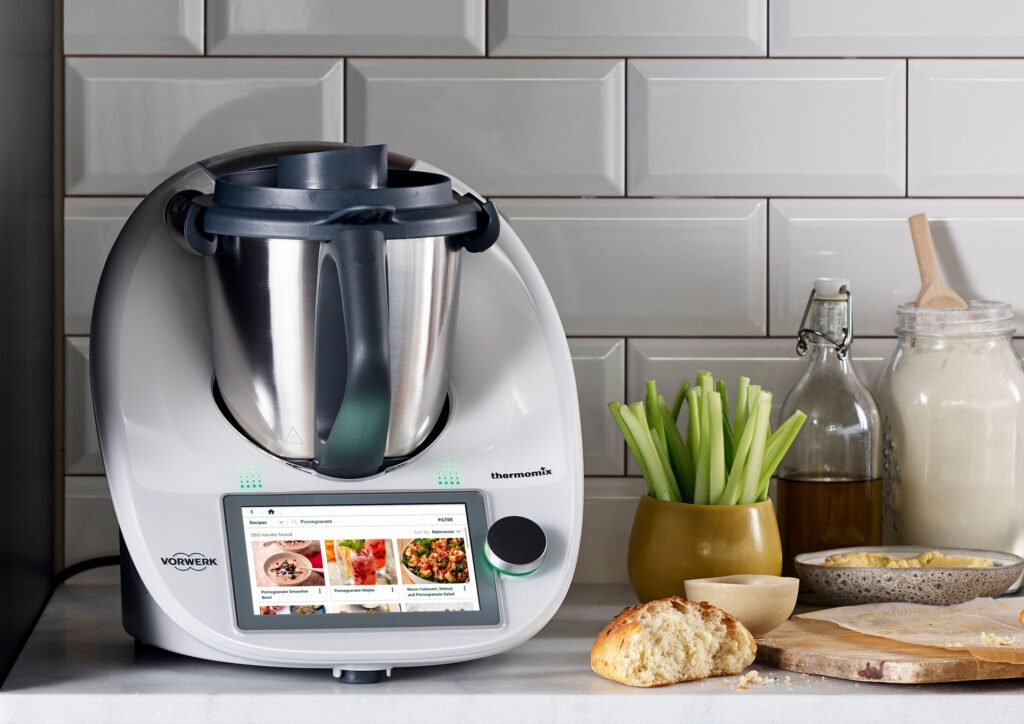 robot connecté thermomix tm6
