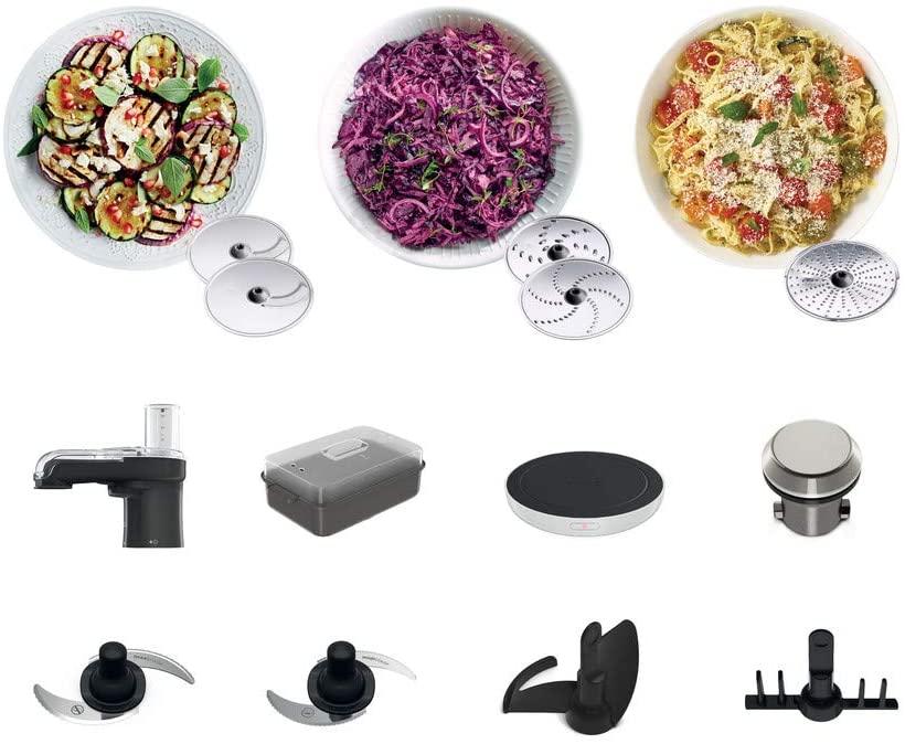 Kenwood Kcook Multi Smart accessoires