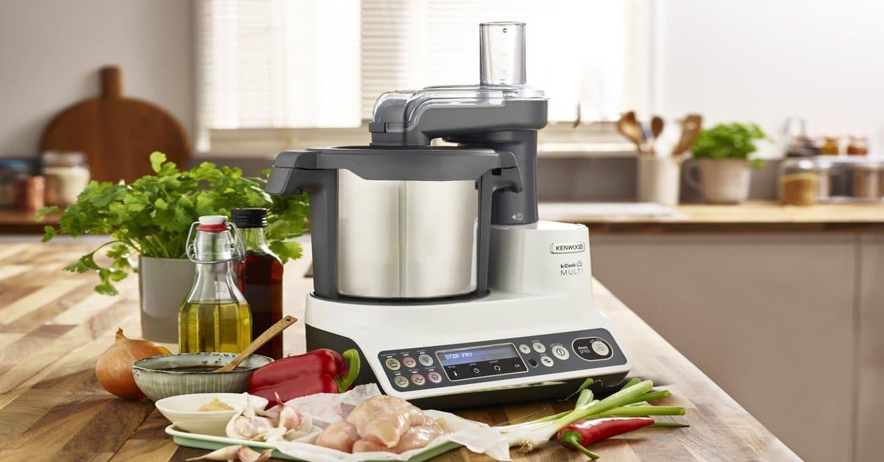 Idées de cadeaux pour une maman Robot cuisine