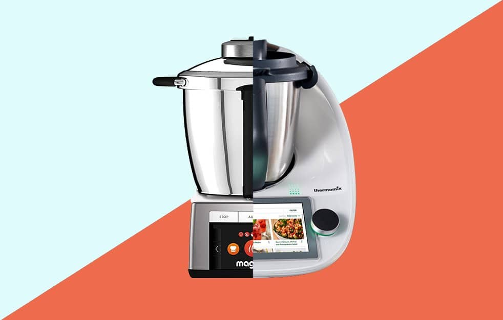 cook expert xl ou Thermomix tm6