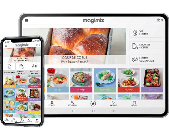 Magimix app