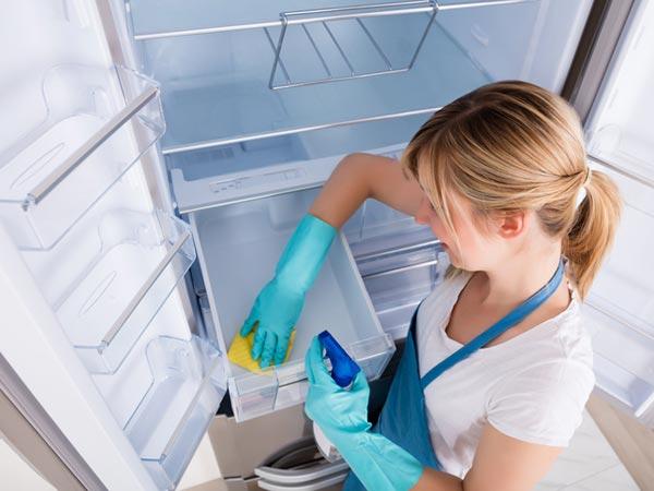 comment nettoyer son frigo