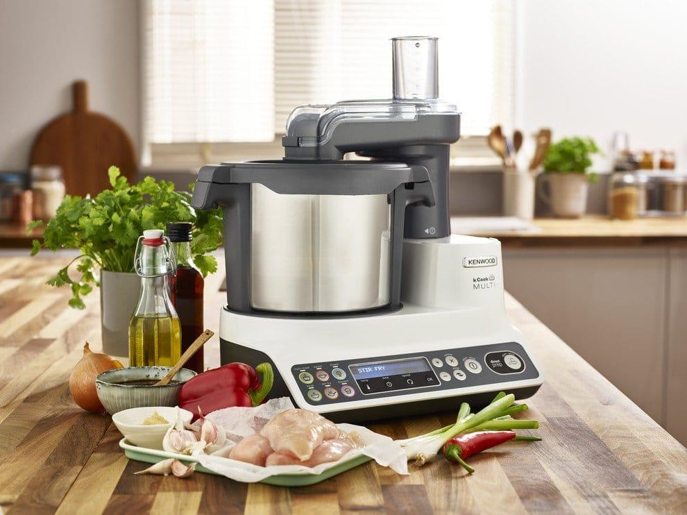 meilleurs robots de cuisine - multifonction